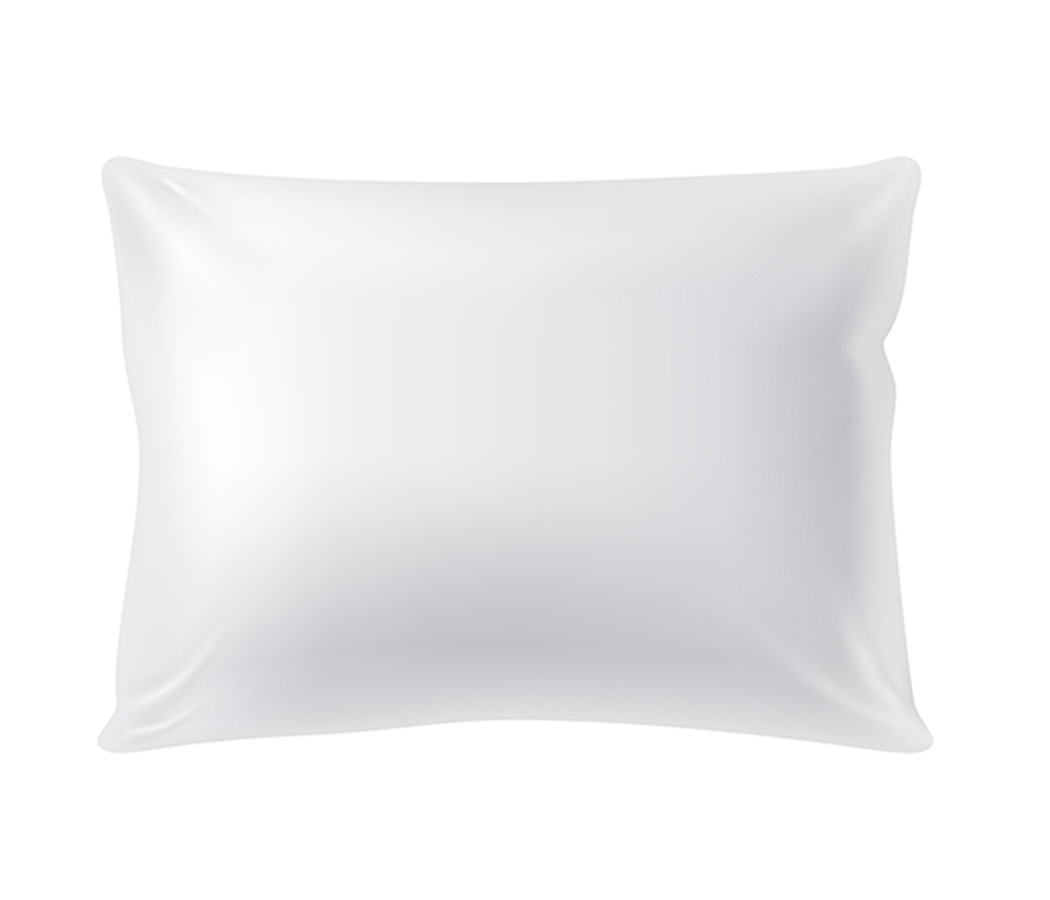 Dream Skin Beauty Pillowcase Proven to Reduce Face Wrinkles Silky Queen White